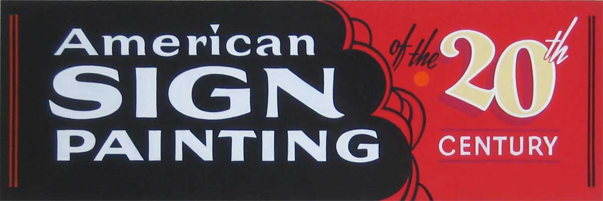 Sign Painting with John Downer
